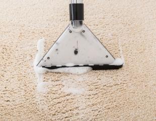 Химчистка ковров, размером до 6 метров со скидкой 50%!