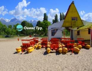 Лето, солнце, Иссык-Куль! Проживание + 3-разовое питание в пансионате «Ала Тоо» в номерах «Стандарт» и «Улучшенный стандарт» в деревянных и кирпичных коттеджах!