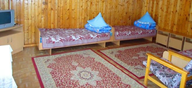 Пансионат «Ала Тоо» на Иссык-Куле, 2