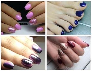 Ваших рук преображение! Маникюр, педикюр и наращивание ногтей от студии ногтевого сервиса «Ваниль» со скидкой до 73%!