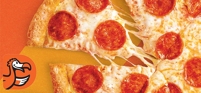 «Додо Пицца», 1
