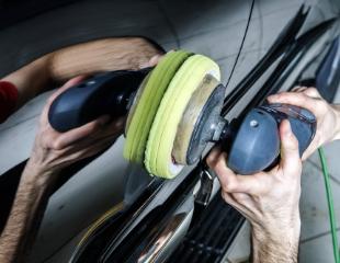 Ваша машина требует ухода! Полировка автомобильного кузова со скидкой 50% в автомойке на Кирова!