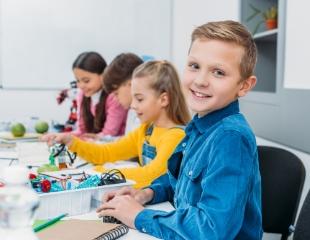 От новичка до профессионала! Курсы по робототехнике для детей от Центра робототехники «SMART ROBOT» со скидкой 60%!