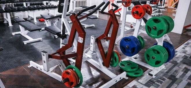 Barbell Gym, 2