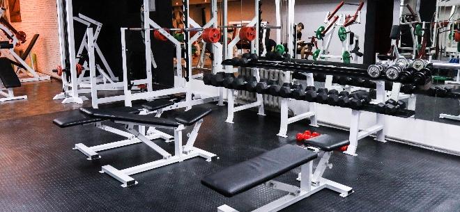 Barbell Gym, 4