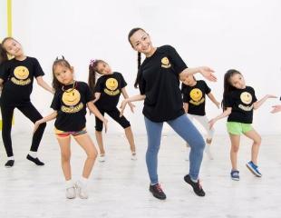 Групповые занятия: актерское мастерство + хореография + ораторское искусство от детской студии творчества «Смайлик» со скидкой до 70%!