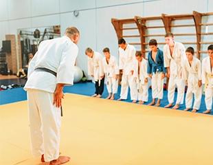 Сила и воля приведут тебя к победе! Занятия Дзюдо и бразильским Джиу-Джитсу в СК «Алатау» со скидкой до 56%!