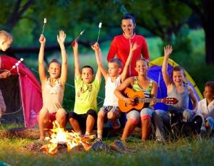 Мечты сбываются! Игры, походы, творчество и искреннее веселье в детском лагере DreamChild со скидкой 50%!