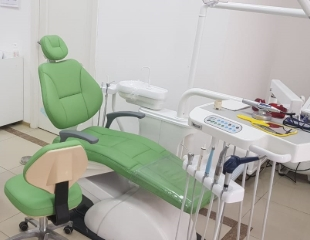 Лечение кариеса, профессиональная чистка зубов и многое другое в стоматологической клинике «Алтын Сат» со скидкой до 83%!