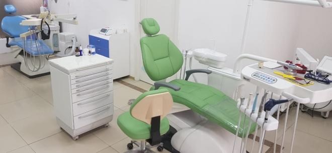 Стоматологическая клиника «Алтын Сат», 1