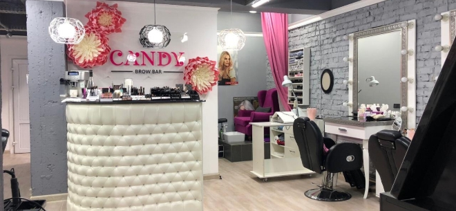 Candy Brow Bar, 4