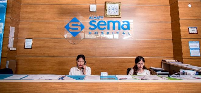Almaty Sema Hospital, 6