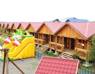Скаутская подготовка, скалодром, походы, творческие программы и многое другое! Детский лагерь при курорте Табаган для детей от 7 до 15 лет! Скидка 30%!