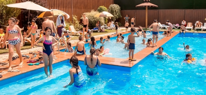 Garden Pool, 1