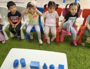 Учимся с интересом! Раннее развитие и минисад в детском развивающем центре «Mega Kids» со скидкой 60%!