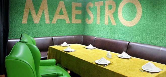 Ресторан «Маэстро», 5