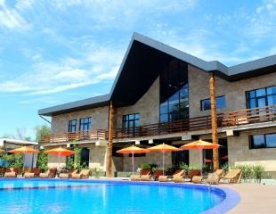 Лето с удовольствием! Новая зона отдыха Alpen Park в г. Шымкент! Посещение бассейна для взрослых и детей со скидкой 30%!
