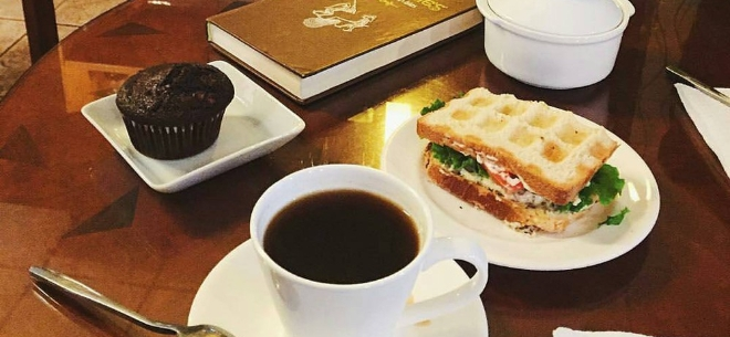 Кофейня Salem HUB, 4