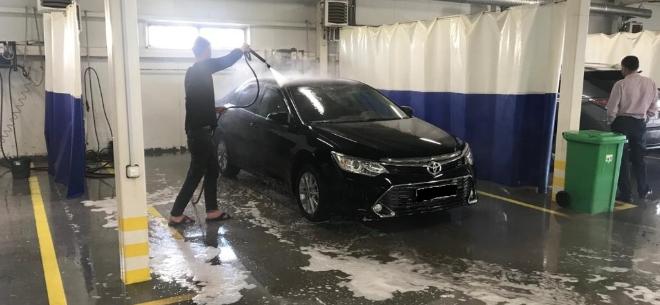 Автомойка «Car Valet»