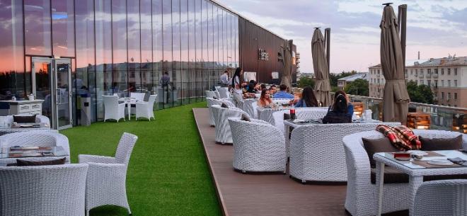Ресторан MOLOKO в Shymkent Plaza, 1