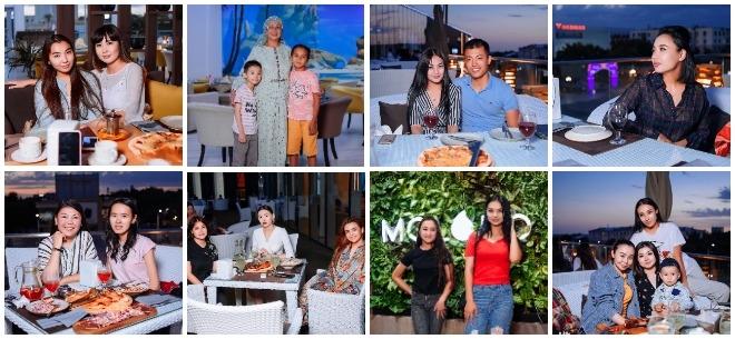 Ресторан MOLOKO в Shymkent Plaza, 6