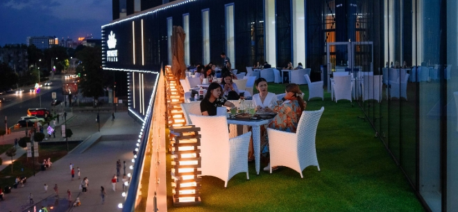 Ресторан MOLOKO в Shymkent Plaza, 9