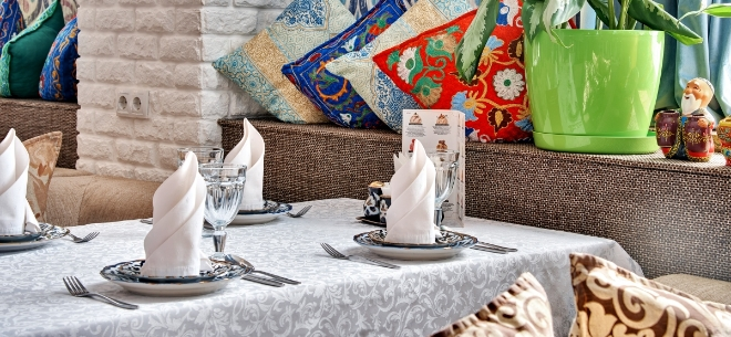 Ресторан Rabiya, 7