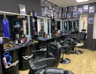Красивая борода каждому к лицу! Мужская стрижка, оформление бороды, стрижка «Отец + сын» и другие услуги в барбершопе Compton со скидкой до 50%!