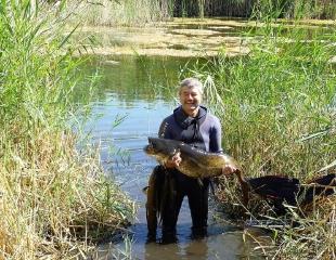 Выходные с пользой! Отправьтесь в 3-дневный тур по подводной охоте и рыбалке на озера в дельте реки Или со скидкой 40%!