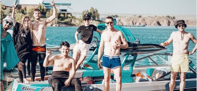 Steppe surf Club, 5