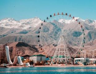 Насладись летом! Проживание в доме отдыха «Шоколад» на Иссык-Куле с 1 июля по 10 июля со скидкой до 19% от туроператора Raduga Travel!