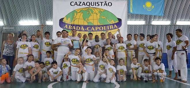 ABADA CAPOEIRA ALMATY, 10