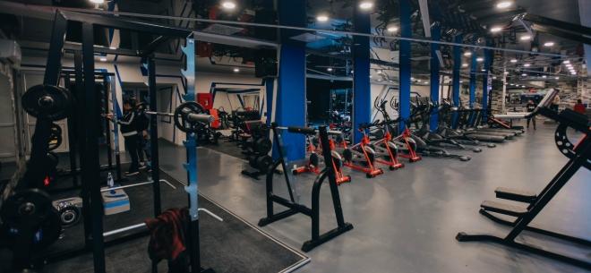 Тренажерный зал Motivator, 1