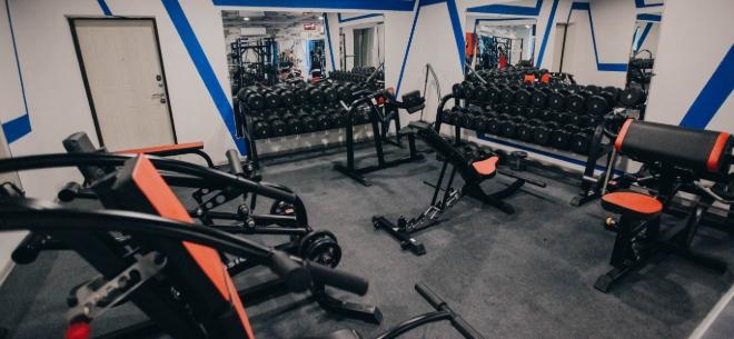 Тренажерный зал Motivator, 6