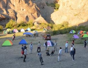 Насладитесь романтикой настоящего похода! Кэмпинг в горах Заилийского Алатау с ночевкой со скидкой 30%!