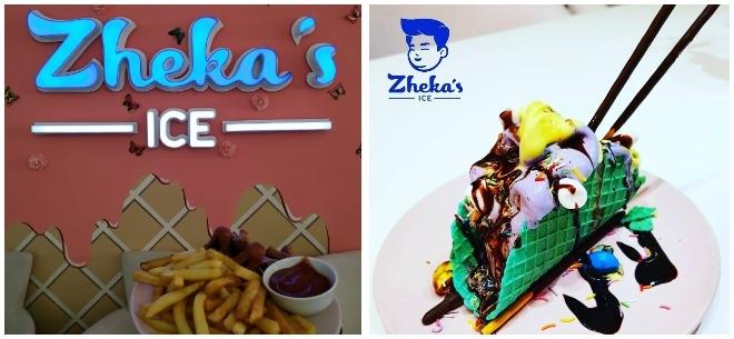 Zheka's Ice, 2