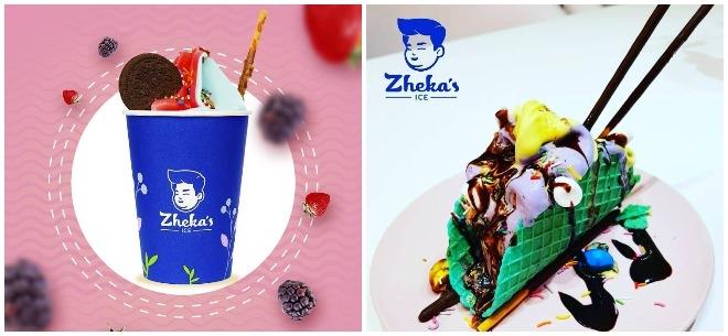 Zheka's Ice, 6
