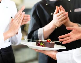 Обучение кулинарному и кондитерскому мастерству с получением разряда от повара с 13-летним стажем Даутовой Шахиды! Скидка 60%!
