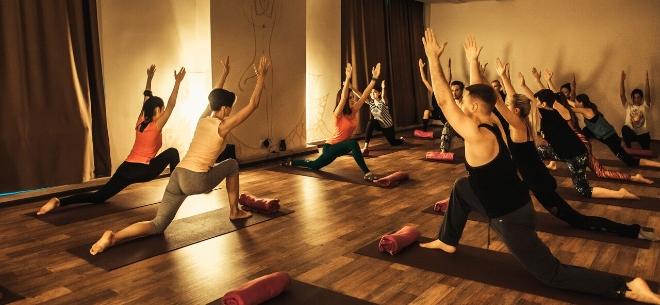Йога-центр ATMAN.KZ, 1