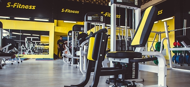Фитнес-клуб S-Fitness, 2