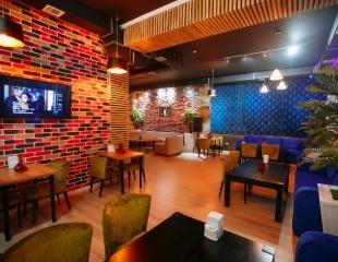 Удовольствие во всем! Бесплатное караоке, а также все меню, бар и ароматный дым GQ Smoke Bar со скидкой 50%!