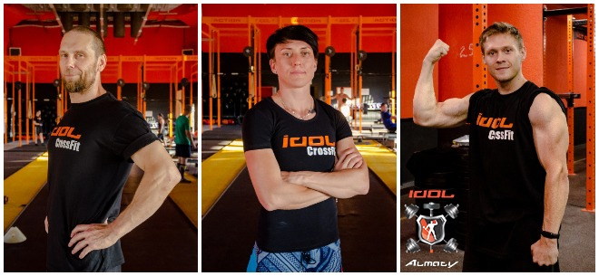 CrossFit Idol Almaty, 5