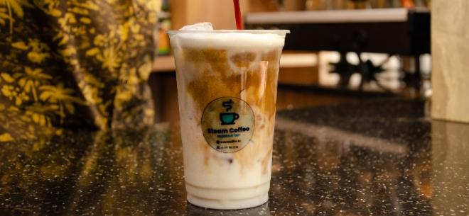 Эспрессо-бар Steam Coffee, 1