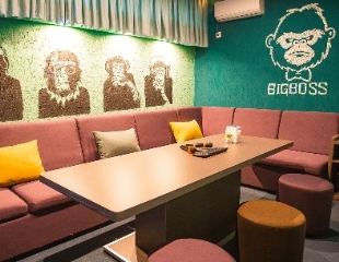 Душевный вечер с друзьями! Аренда караоке-кабинок + вкусные сеты и дым со скидкой до 75% в «До Ре Ми»!