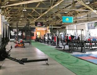 Красивое и здоровое тело — в Ваших руках! Абонементы на посещение тренажерного зала Pyramid Power Gym на Гагарина со скидкой 50%!