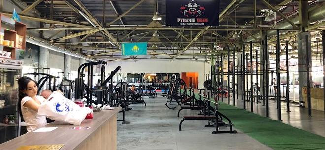 Pyramid Power Gym на Гагарина, 6