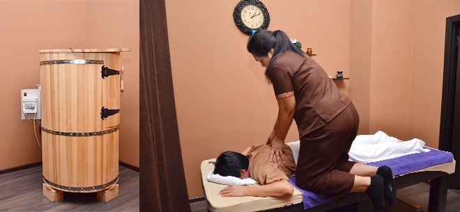In Thai Massage and SPA