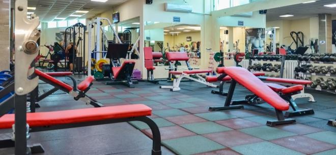 Brooklyn Fitness Gym, 1