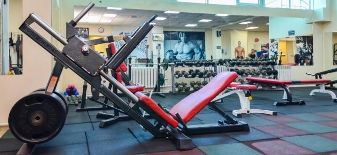 Brooklyn Fitness Gym, 5
