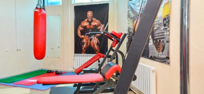 Brooklyn Fitness Gym, 7